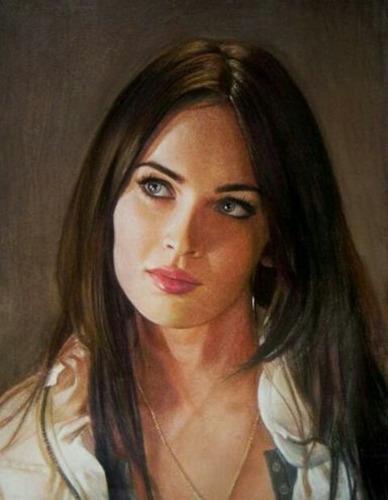 retratos en oleo
