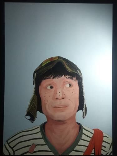 retratos pintura óleo sobre tela por encomenda