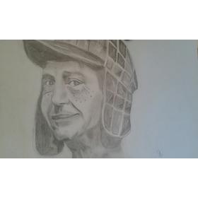 Retratos Y Dibujos Oleo, Lápiz Y Pastel