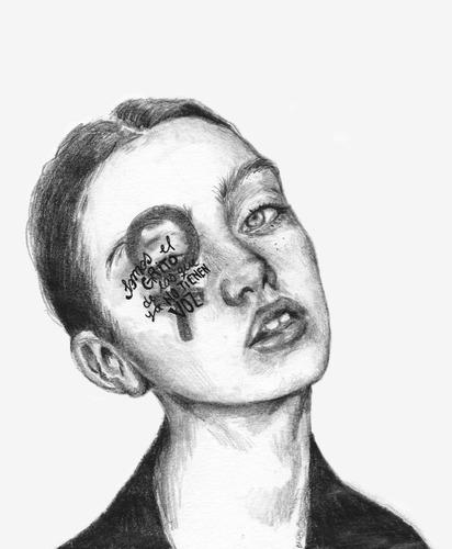 retratos/ilustraciones/dibujos por encargo