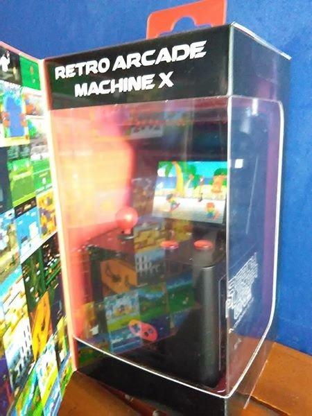 Retro Arcade Machine X 300 Juegos Incluidos 1 120 00 En Mercado