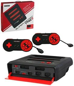 Retro-bit Super Retrotrio Console Nes/snes/genesis 3-in-1