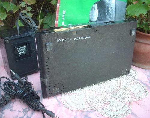 retro computadora cz2000  tipo spectrum impecable (5661)