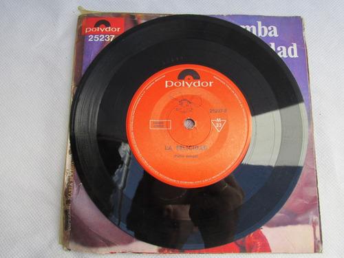 retro disco vinilo 45 la bama la felicidad topo gigio #l