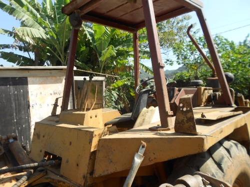retro escavadeira case 580h ano 1987 4x2 trabalhando ok