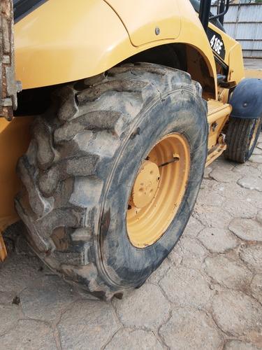 retro escavadeira maquina