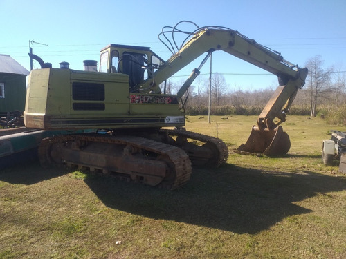 retro excabadora hidromac 75