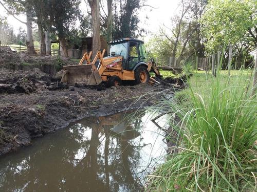 retro excavadora 099997901