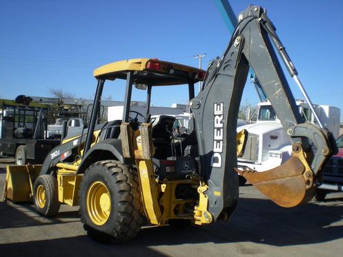 retro excavadora 310j recien importada 2,900hrs impecable