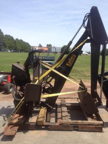 retro para tractor kelly  b 70 americano a toda prueba!