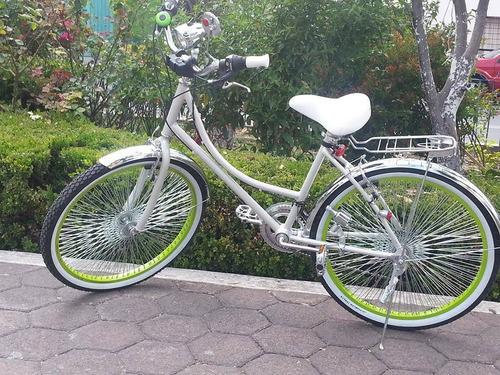 retro vintage bicicleta