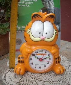19786126 Garfield Reloj Retro Gato Legitimo Vintage Año nPwkO0