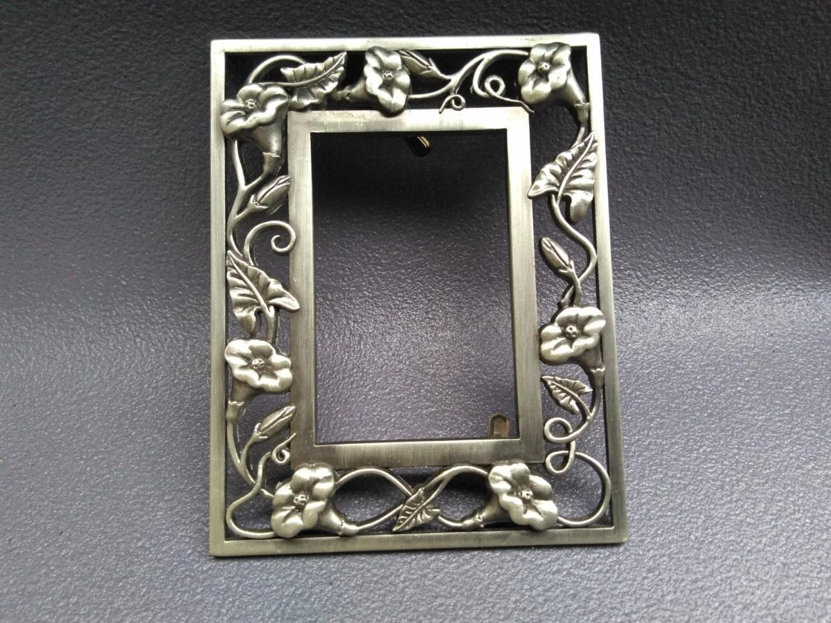 Retro Virales: Marco De Foto Metal Rosas Miniatura - S/ 32,00 en ...