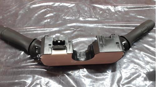 retrobisor y palanca de luces frontier  np300