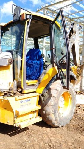 retrocargador volvo bl160 modelo 2011  excavadora pajarita