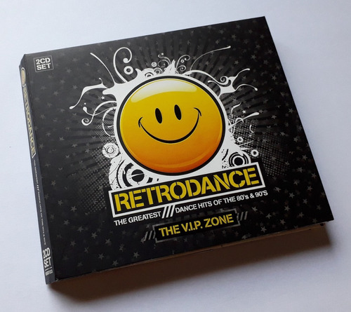 retrodance 2 cds
