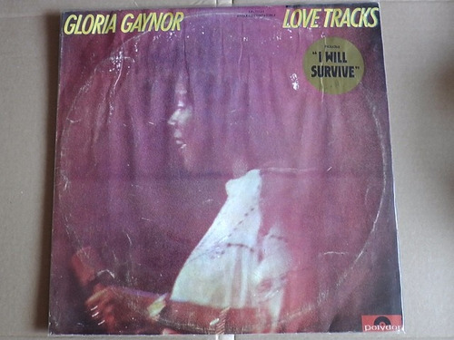 retrodisco/ gloria gaynor - love tracks (nacional)
