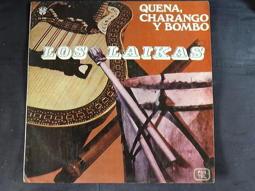 retrodisco/f/ los laikas -quena charango y bombo (nacional)