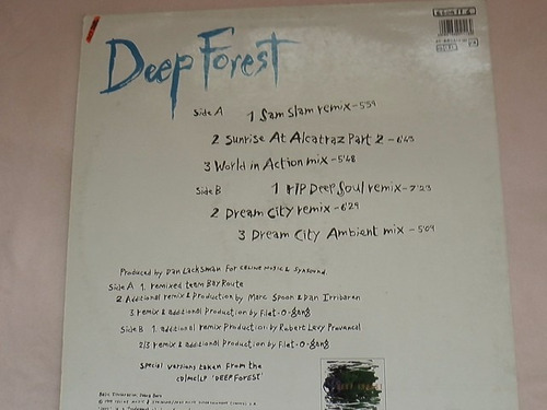 retrodisco/i/ deep forest