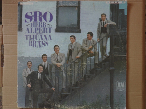 retrodisco/r/ herb alpert & tijuana brass - s.r.o (usa)