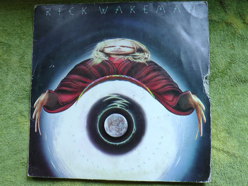 retrodisco/r/ rick wakeman - no earthly connection (import)