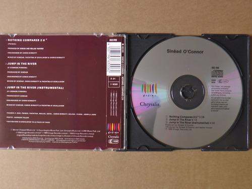 retrodisco/r/ sinead o`connor- nothing compares 2u (cd maxi)