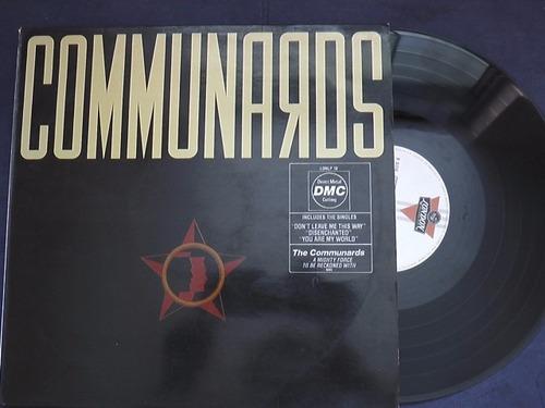 retrodisco/r/  the  communards   (edic. españa)