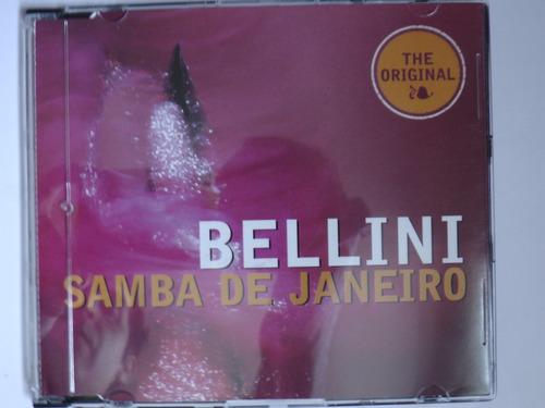 retrodisco/t/ bellini -samba de janeiro (cd maxi) germany