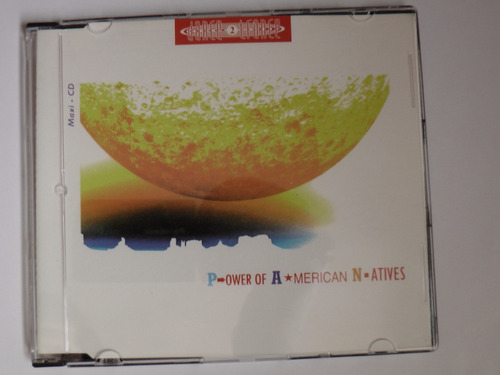 retrodisco/t/ dance 2 dance- power american natives(cd maxi)