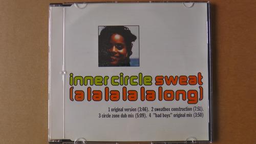retrodisco/t/ inner circle - sweat (cd maxi)