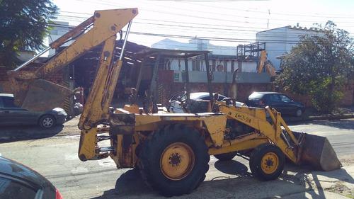 retroescavadeira case 580h construmaq maquinas