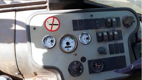 retroescavadeira jcb 3c 4x4 cabine com climatizador - 2011