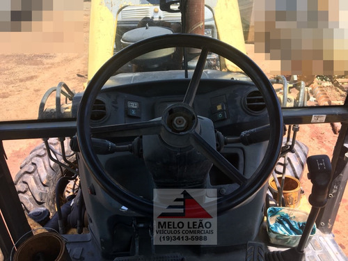 retroescavadeira new holland b110 bt 4 -ano 2012 - turbinada