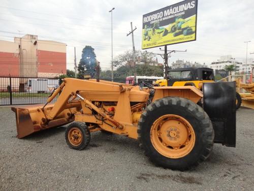 retroescavadeira pula-pula ford 5600