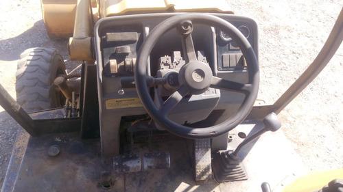 retroexcavador caterpilar 416c 4x4