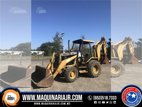 retroexcavadora 1997 caterpillar 416b, retro, venta