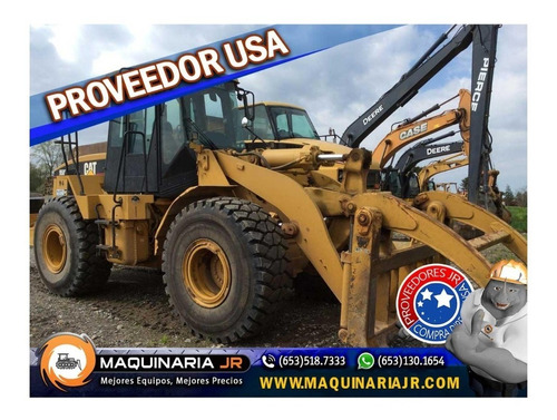 retroexcavadora 2005 caterpillar 950g, retro, venta