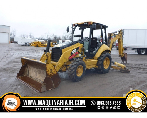 retroexcavadora 2011 caterpillar 420e, retro, venta