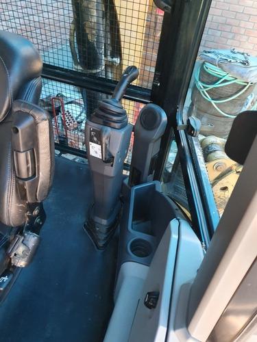 retroexcavadora 420f2 brazo extensible 2018