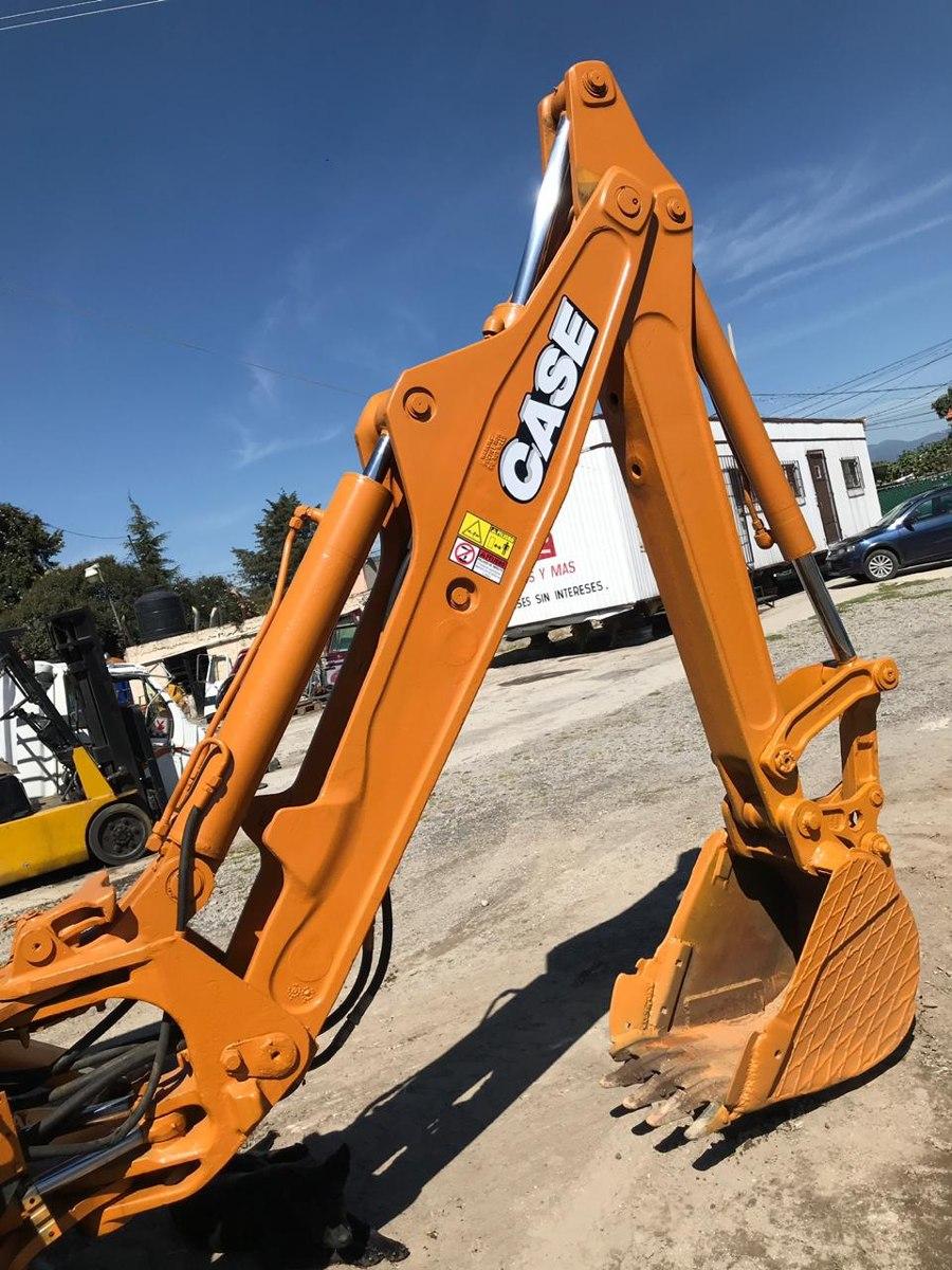 Retroexcavadora Case 580 Super K 4x4 Lista Para Trabajar