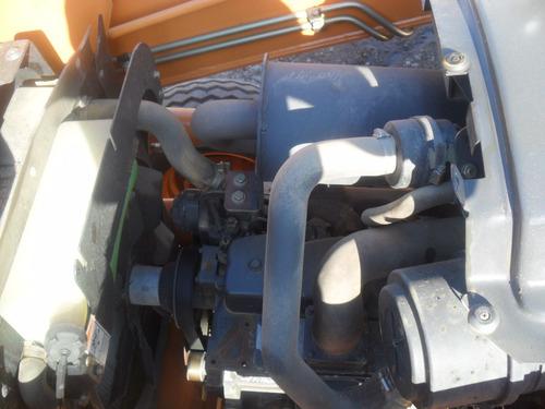 retroexcavadora case 580m 2007 con kit para martillo