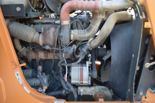 retroexcavadora case 580n 2012, 4x4, extensiom, kit martillo