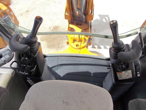 retroexcavadora case 580sm 4x4 kit martillo extension cabina