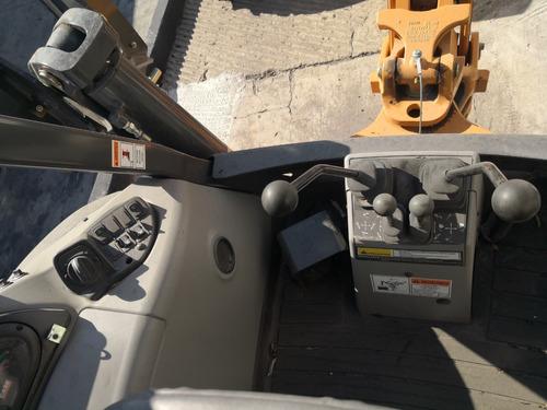 retroexcavadora case 580sn 4wd kit nueva