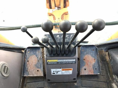 retroexcavadora case 590 super m 4x4 2007