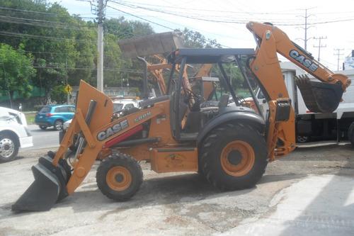 retroexcavadora case construction 580n  2016