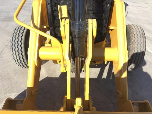 retroexcavadora caterpillar 2008 420e 4x2