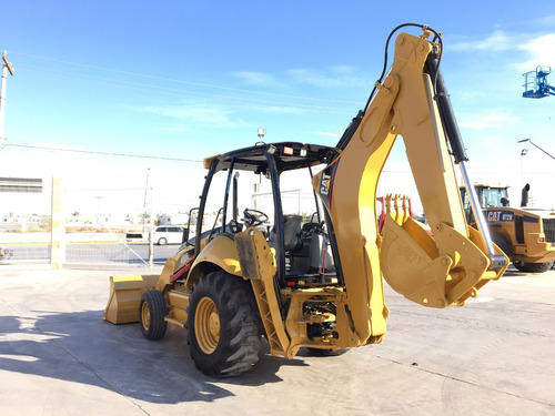 retroexcavadora caterpillar 2008 420e 4x2