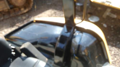 retroexcavadora caterpillar 416d año 2006 4x4