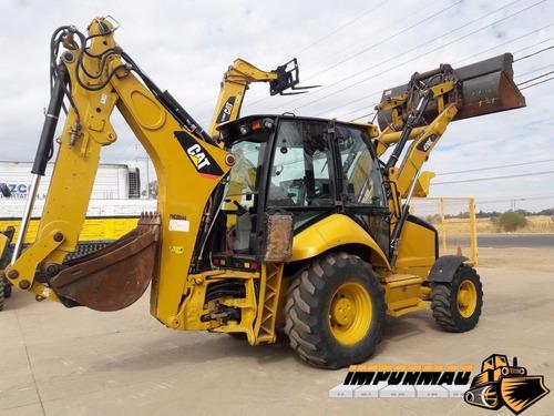 retroexcavadora caterpillar 420e it año 2011 semi-nueva
